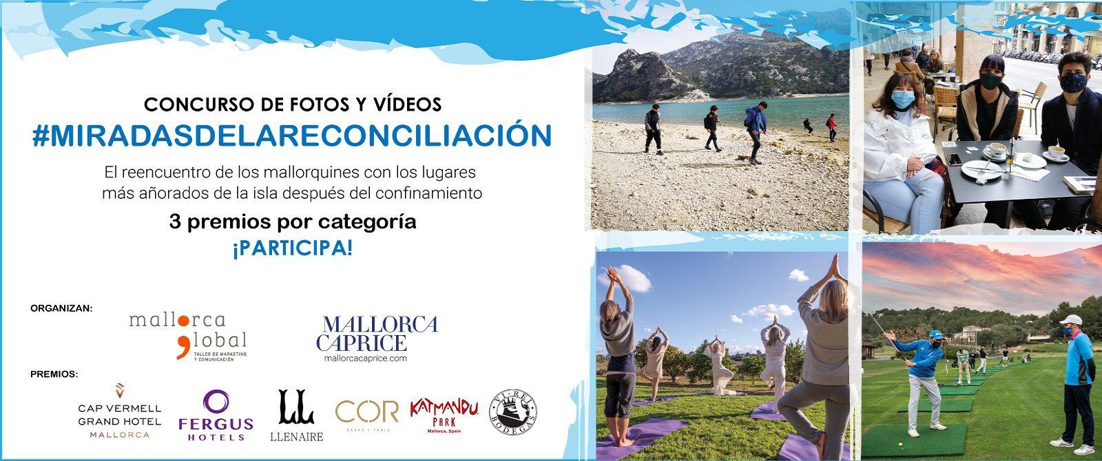 Concurso 'Mallorca: Las miradas de la reconciliación'