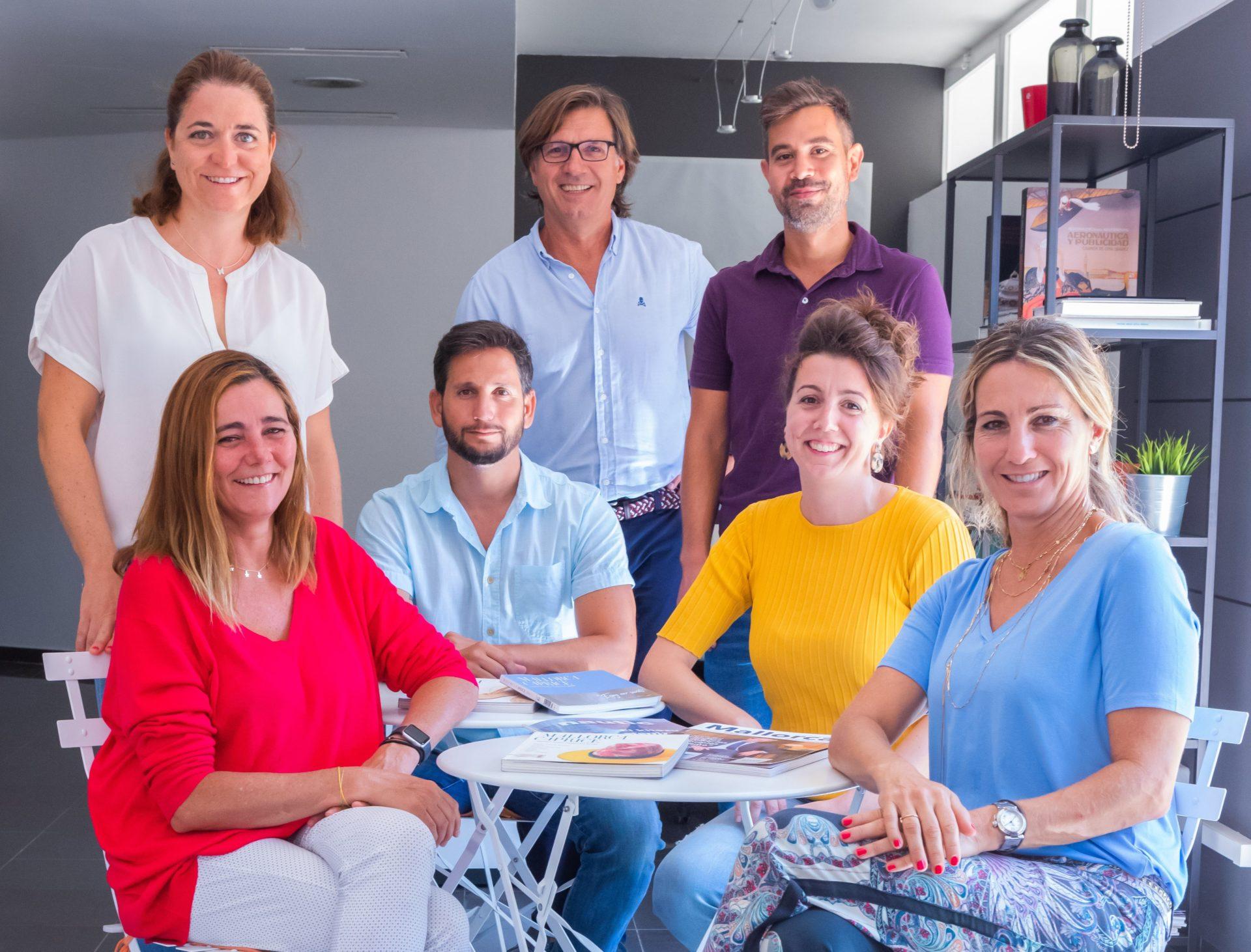 Equipo de Mallorca Global