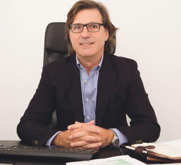 José Eduardo Iglesias, director de Mallorca Global